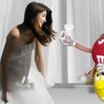Le mariage M&M's