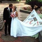 Les mariages sponsorisés ont le vent en poupe