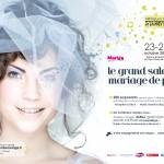 Salon du mariage au Parc Floral