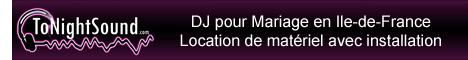 DJ Mariage � Paris