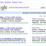 Un faire-part de mariage très Google