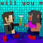 Demande en mariage par Jeux Vidéo