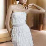 Tendance : La Robe de mariée courte