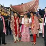 Un mariage indien de luxe à Monaco
