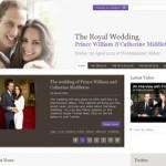 Un site pour suivre les préparatifs du mariage royal