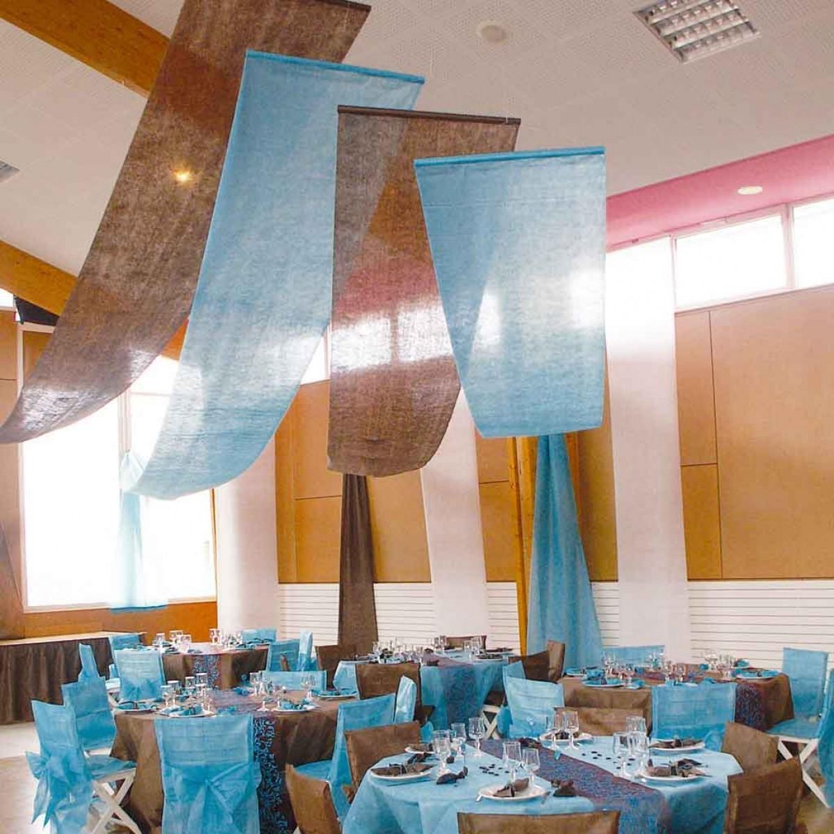 Comment r ussir la d co de la table de mariage en 2015 for Decoration 5 ans de mariage